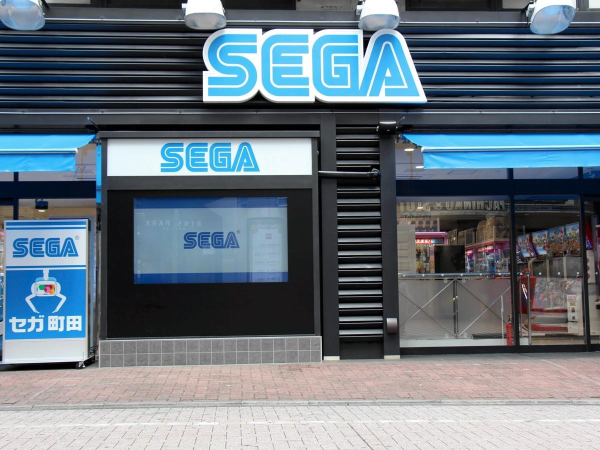 セガ町田店