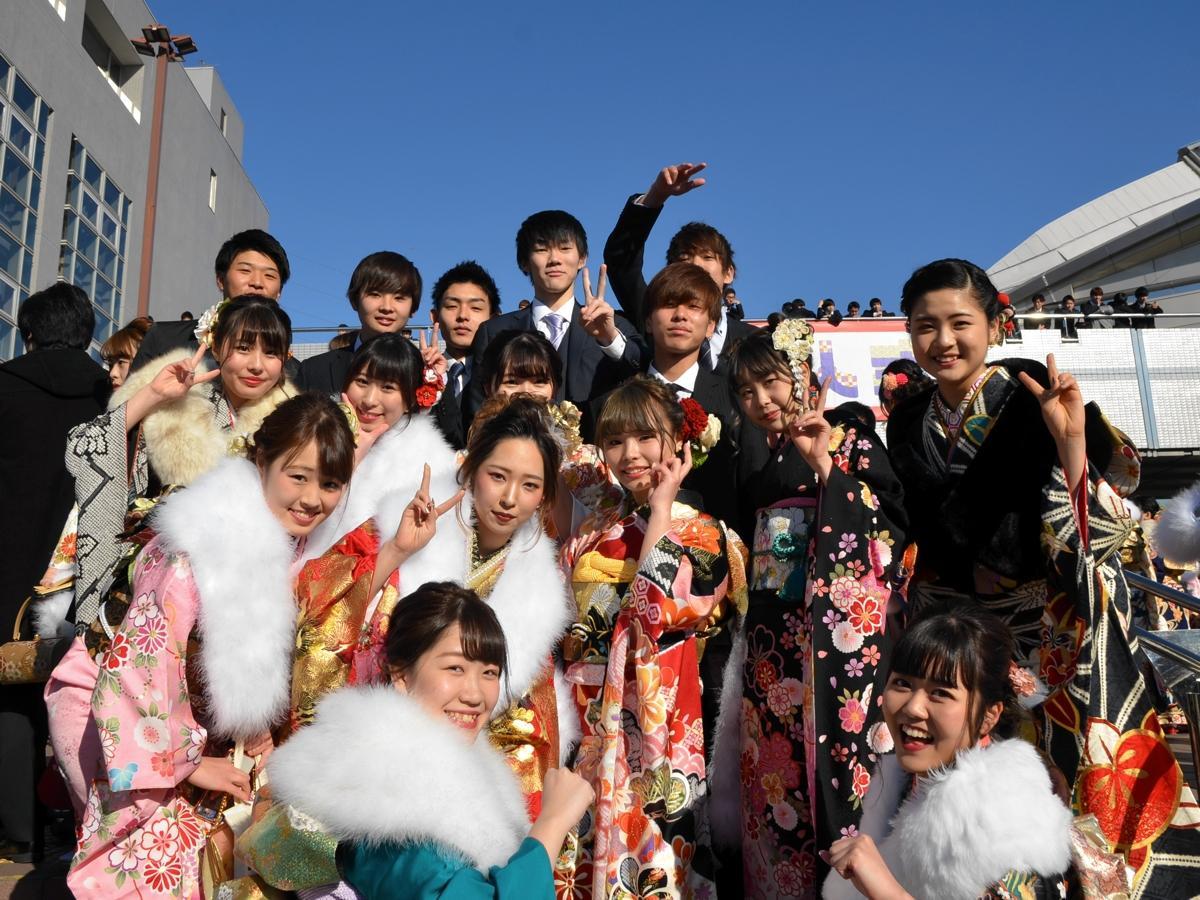 中学校の同級生というグループ