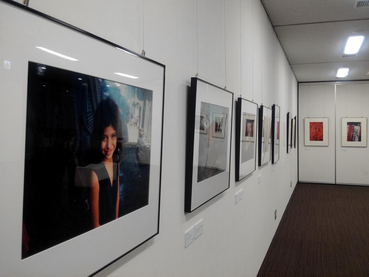 写真展「記憶のスペクトル」