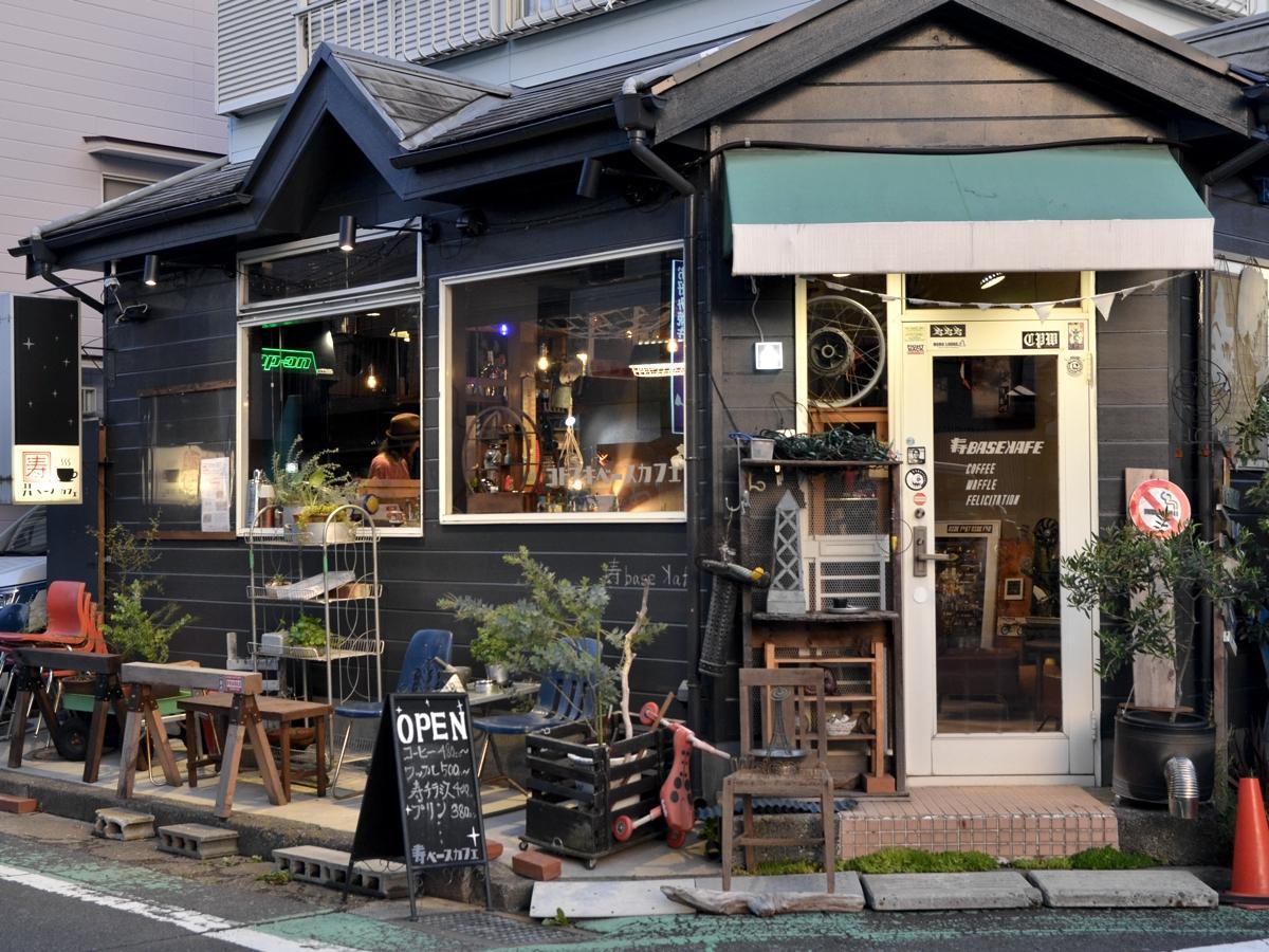 コトブキベースカフェ