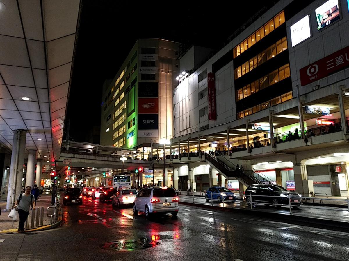 町田駅周辺の様子