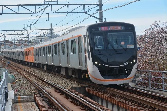 大井町線所属車両6020系
