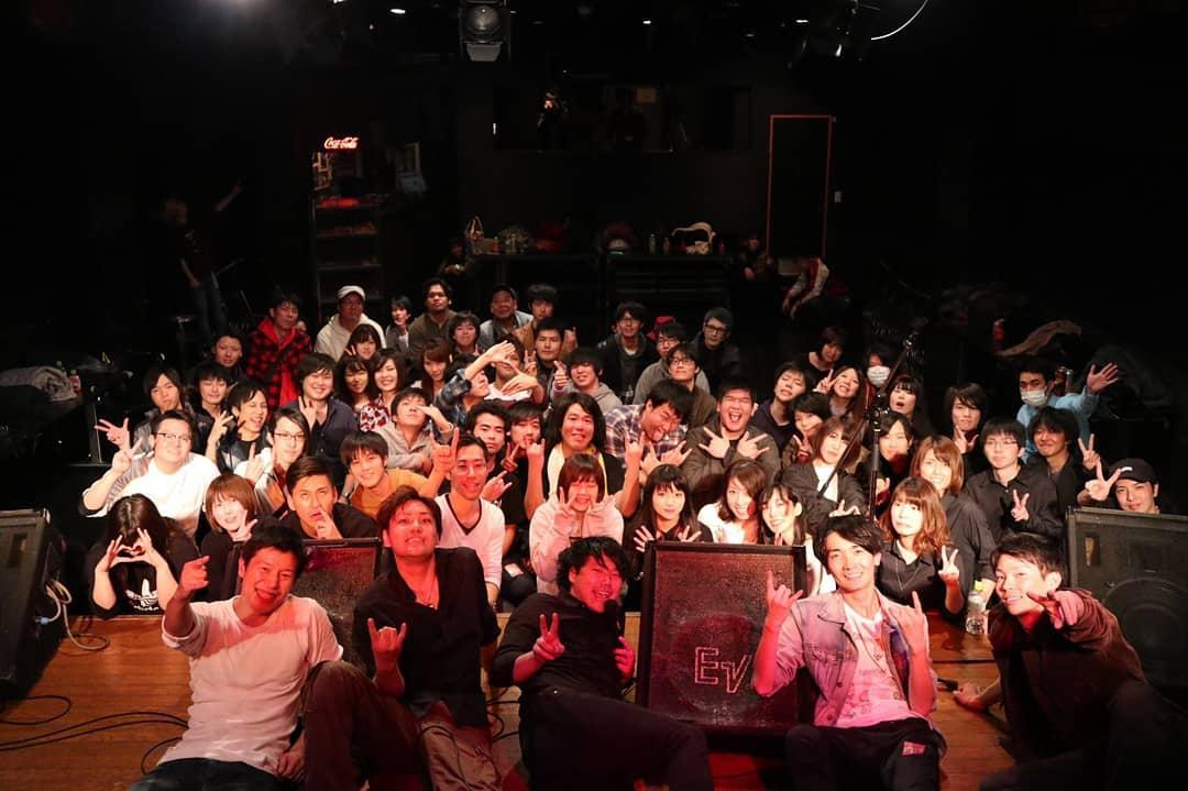 町田ACTのスタッフや出演ミュージシャンら
