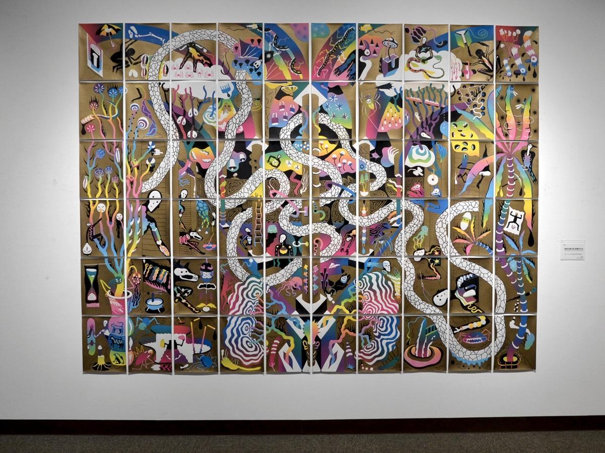 アグン・プラボウォ「町田市のための新作 東京の夏の夜 故郷の大火」