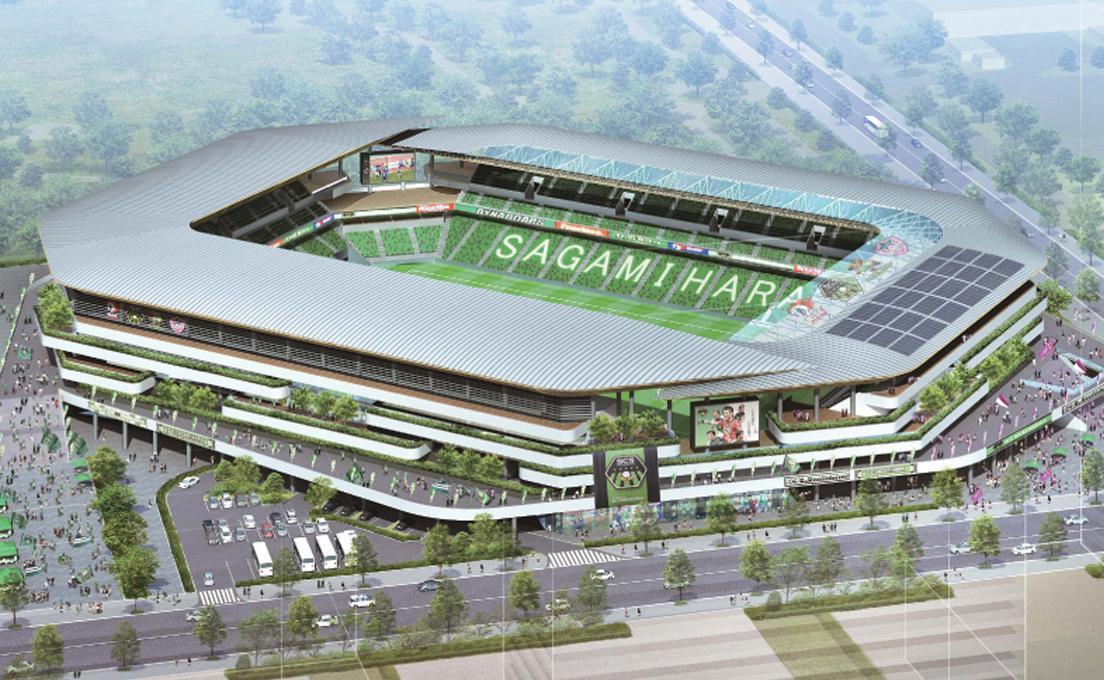 多機能複合型スタジアムの整備イメージ