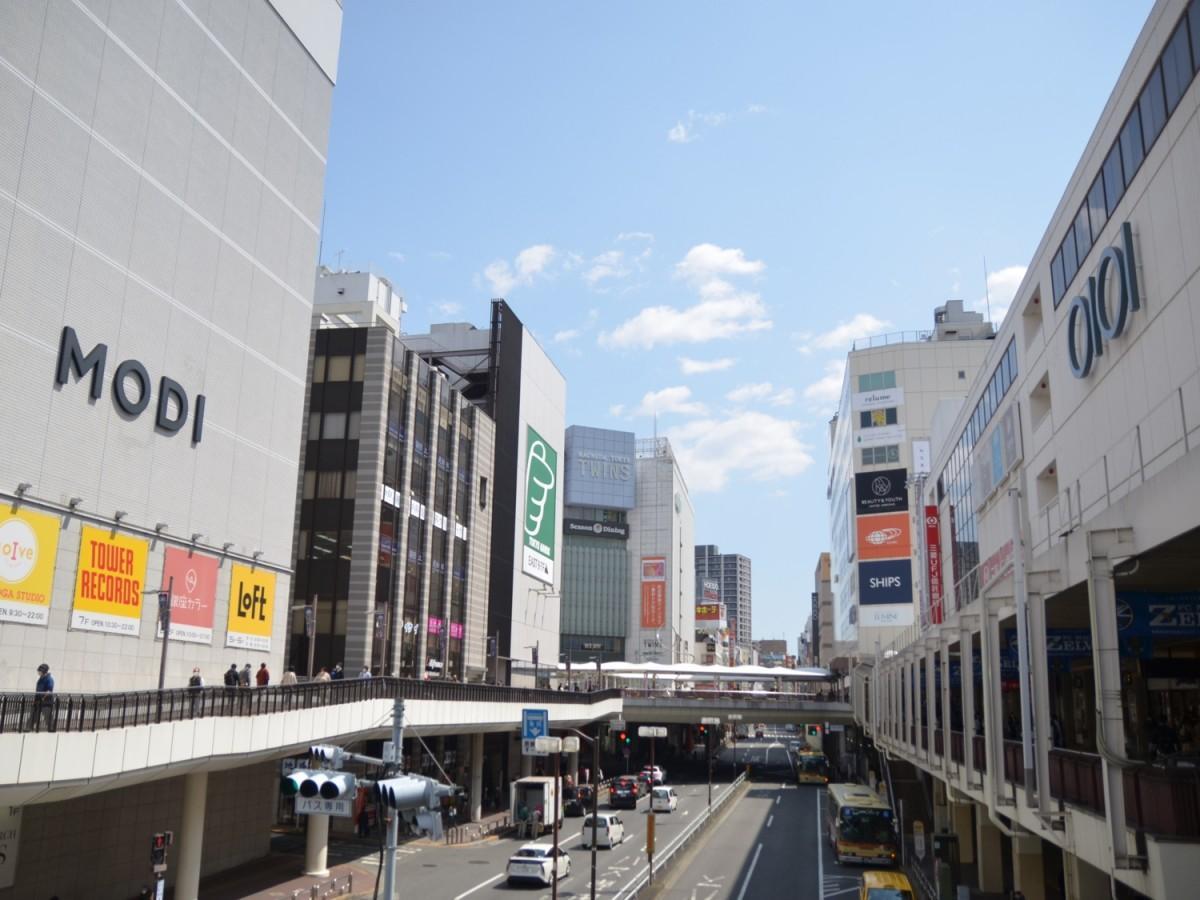 町田駅周辺
