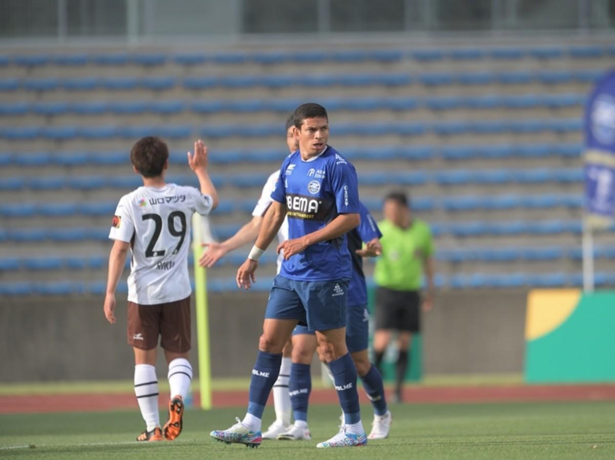ホーム戦初出場のドゥドゥ選手 ©FC町田ゼルビア