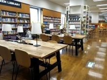 町田の図書館に新コーナー「TEEN LIBRARY」 カフェ風で若者の利用促進