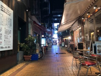 町田市内の飲食店、11カ月ぶり「通常営業」も人通りは疎ら