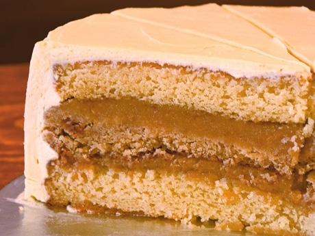 ザラッとした塩の食感が新しい「TOSI(トシ)」はモモフクの有名パティシエのインスパイアケーキ