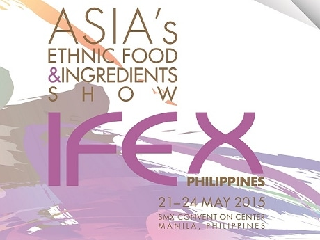 IFEXの開催ポスター