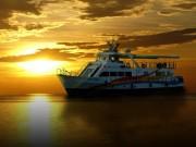 マニラ湾を巡るディナークルーズが人気に フィリピン料理も