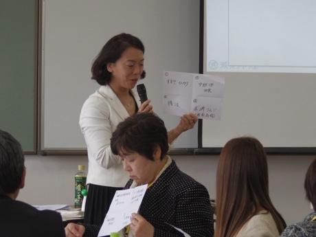 工学院大学客員研究員で減災アトリエを主催する講師の鈴木光さん