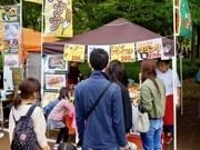 松戸「21世紀の森と広場」で子ども向けイベント キッチンカーやWSなど