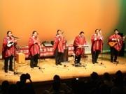 東松戸で「ウィニャイ」ライブ アンデス民族音楽を演奏