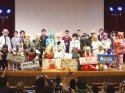松戸で「世界コスプレサミット」 ステージで衣装や演技を披露