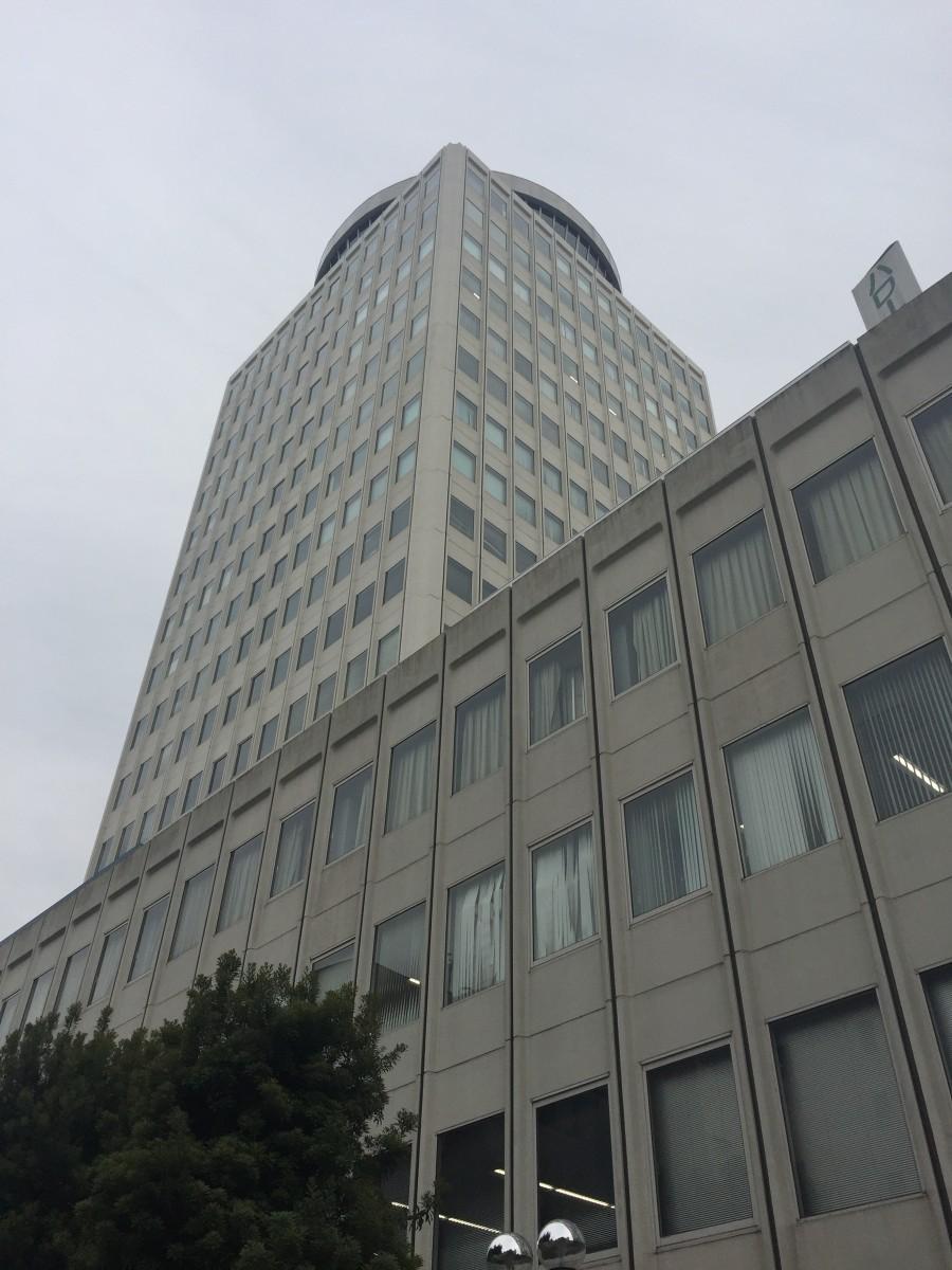 「伊勢丹新宿店 松戸ギフトカウンター」は、松戸ビルヂング20階に設けられる