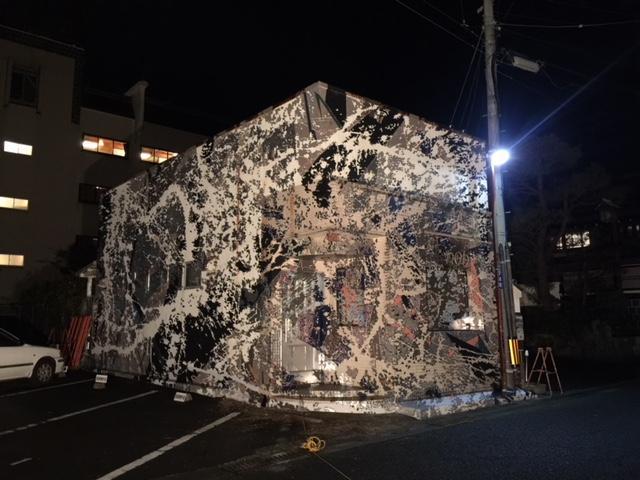 菅隆紀さんの過去作品(佐賀県武雄市でのプロジェクト)
