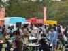 松戸「21世紀の森と広場」でフードフェス 市内外のラーメン店サミットも
