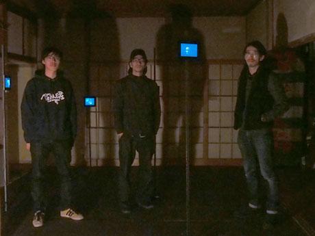 (写真左から)阿部さん、津田さん、渡辺さん
