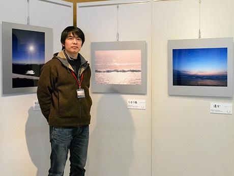 「写真とキャプション、合わせて見てほしい」と熊倉さん