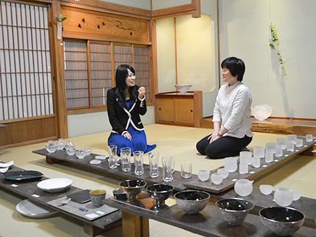 増原さん(写真左)と小路口さん