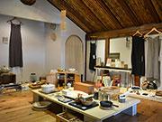 松本で「台所展」 台所雑貨、パンモチーフのアイテムなど300点