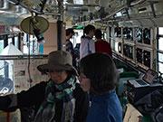 松本でバスを改装した移動型ミュージアム 「信毎まちなかプロジェクト」一環で