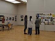 松本市美術館でグループ写真展「我風展」 メンバー10人、自由な表現の場に
