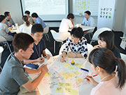 塩尻で市民×市役所対話プロジェクト「未来会議」 まちづくりの思い、継続的に
