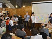 松本で「県政タウンミーティング」 阿部知事と「次期総合5か年計画」話し合う