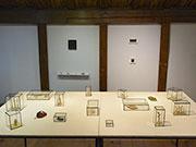 松本のギャラリーで画家・野村剛さん個展 「山」テーマに新境地へ挑む