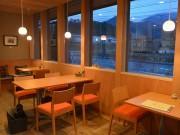 安曇野にギャラリーカフェ「凡凡舎」 北アルプスの眺め楽しむロケーション