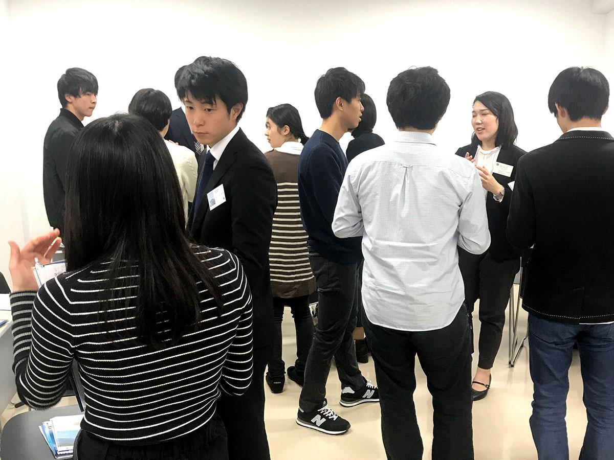 東京で行われた同イベントの様子