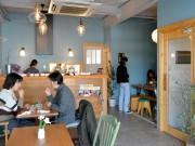 塩尻・レザンホール近くにカフェ&古着「ミングル」 母娘3人、経験生かして開業