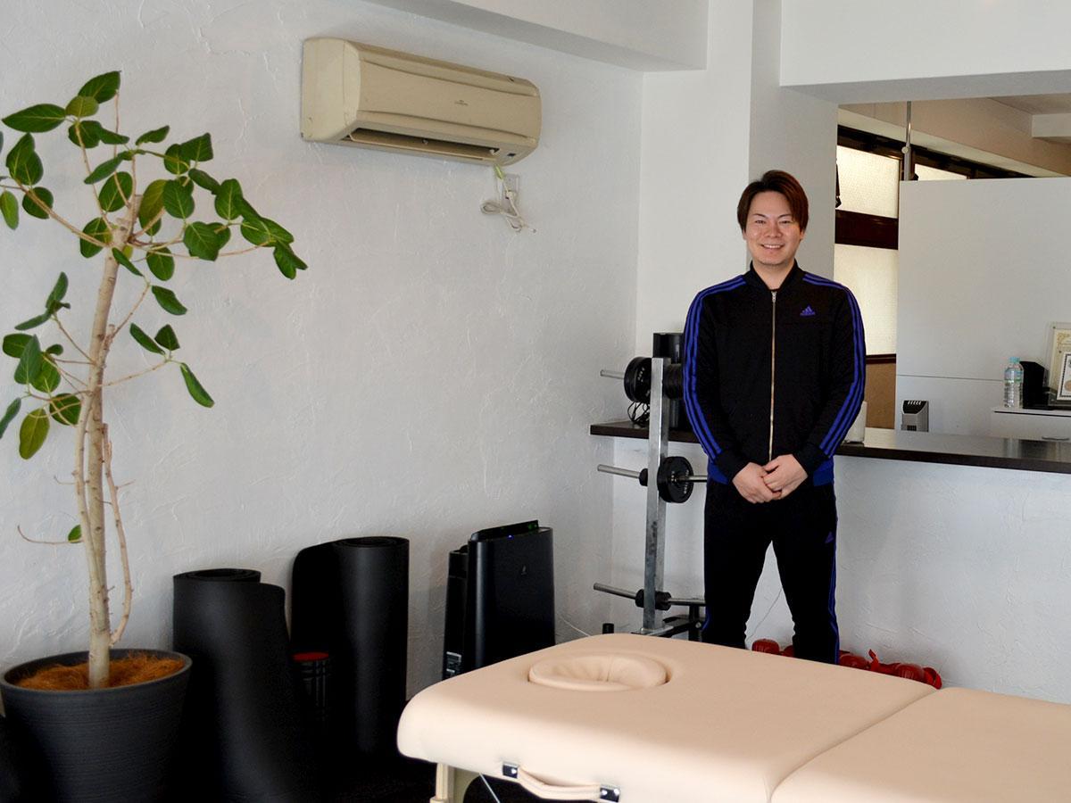 「長野県は車社会のためか、体の硬い人が多い」と清水さん
