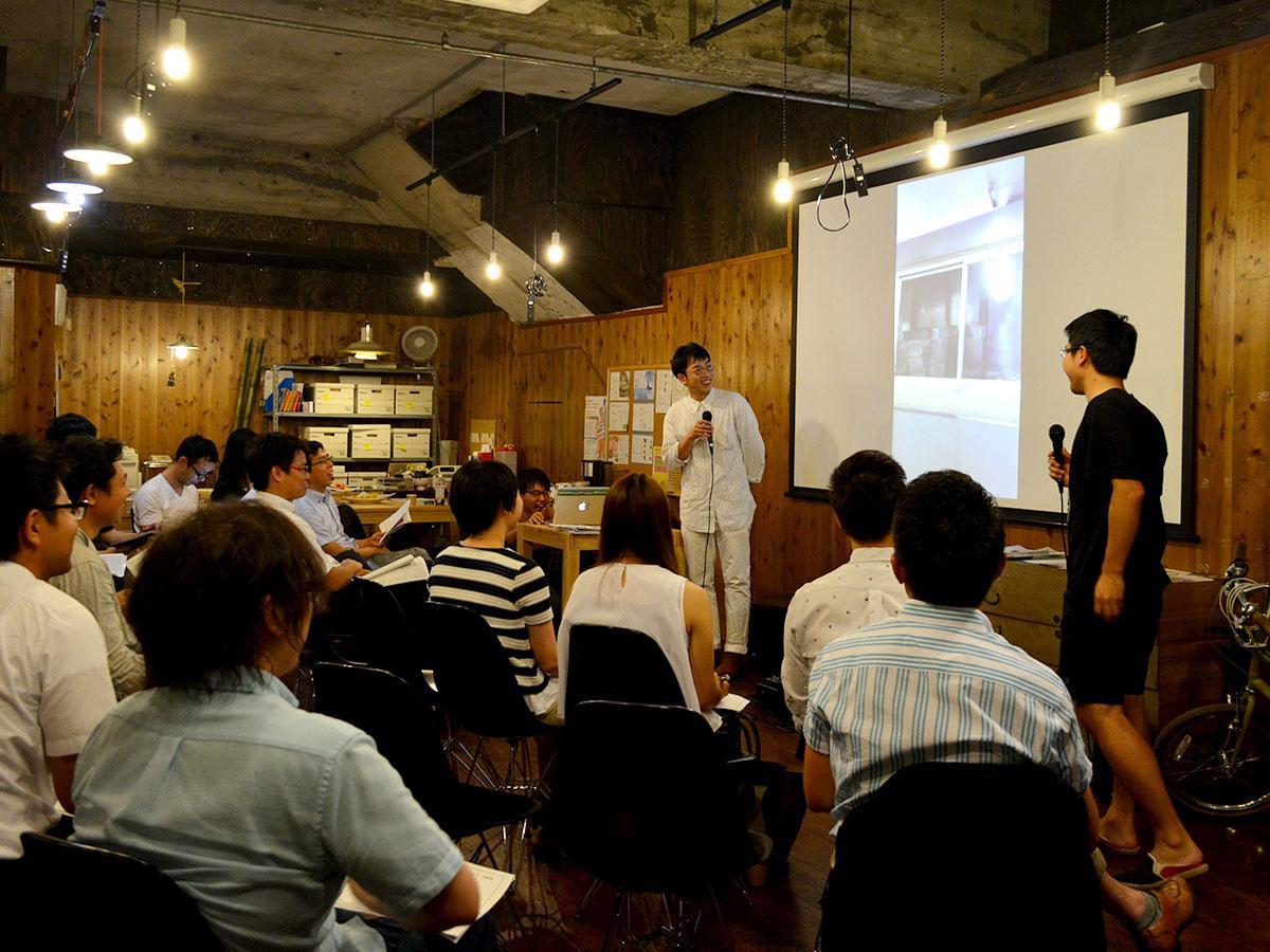 以前はプレゼンイベントだった「まつもとコネクト」。再始動後は参加者も気軽に話し合えるような場づくりを目指す