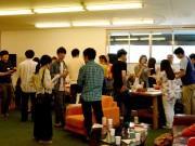 松本のコワーキングスペースで「信州フリーランスMeetup」 つながり、情報交換を