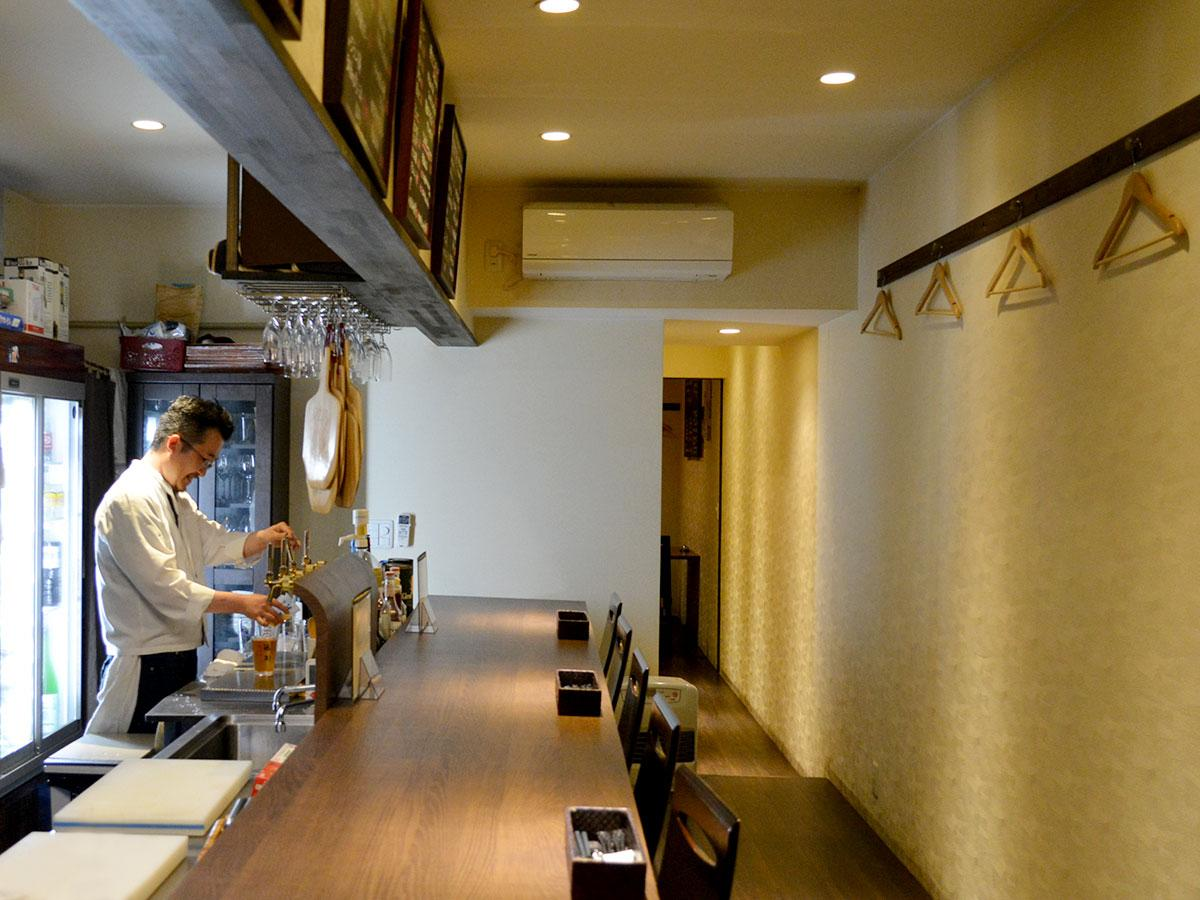 「福岡キッチン」ではテークアウトにも対応。「多くの人に楽しんでもらえれば」と福岡さん