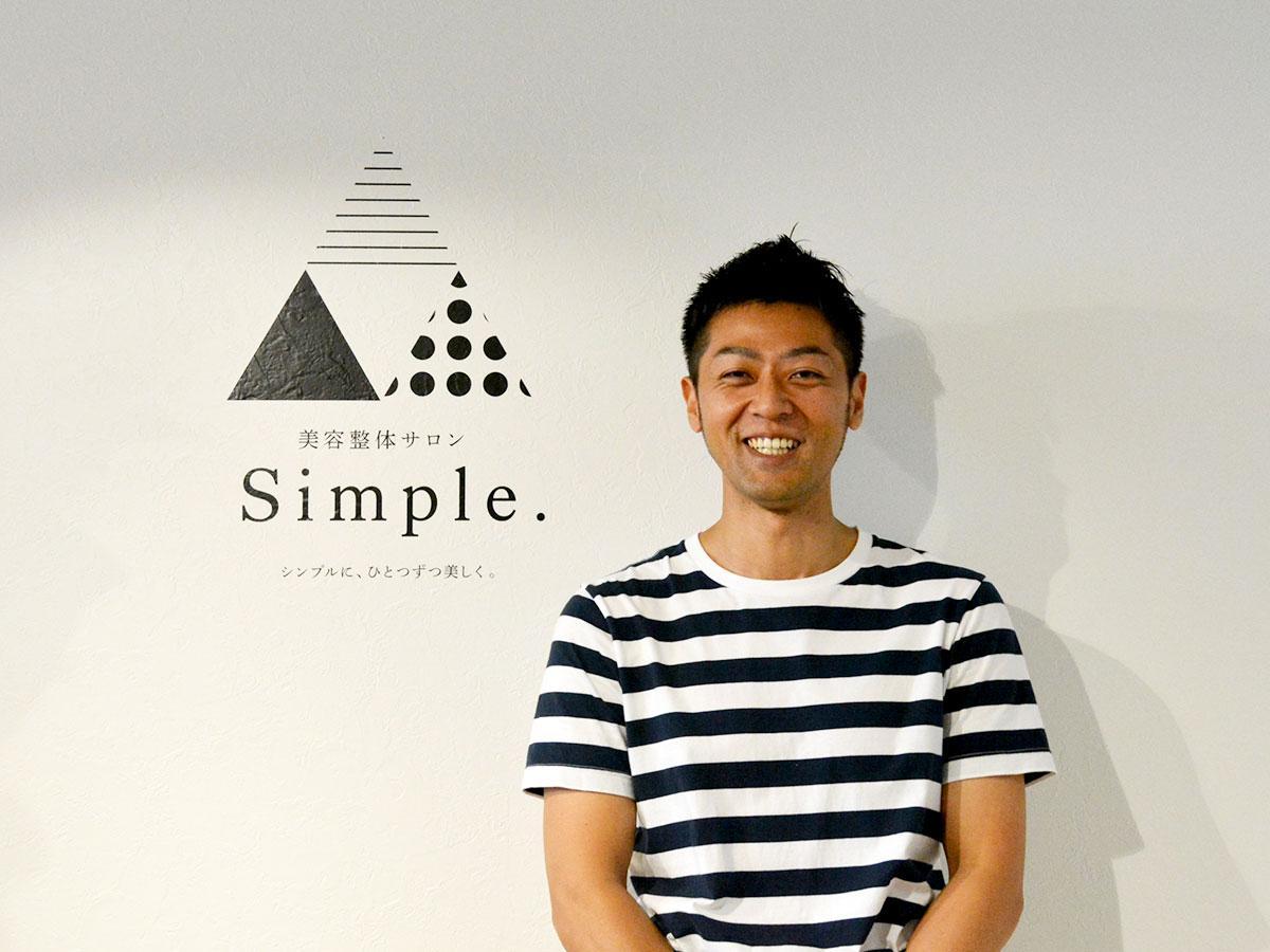 「最終的には自分でメンテナンスして状態を保てるようにしたい。気軽に相談を」と木村さん