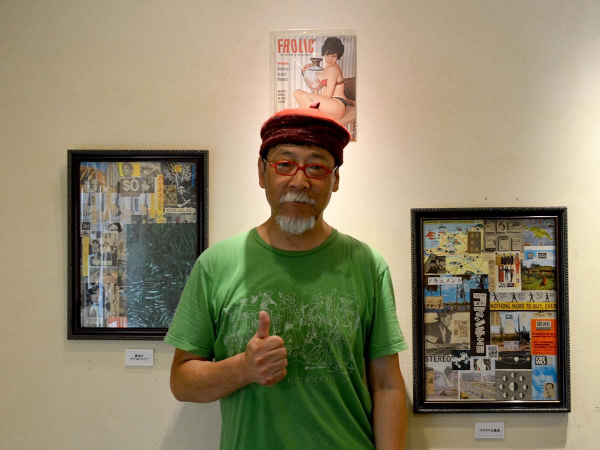 先月、63歳の誕生日を迎えた松尾さんは「これからも僕だけにしかわからない楽しみを追求していく」と話す
