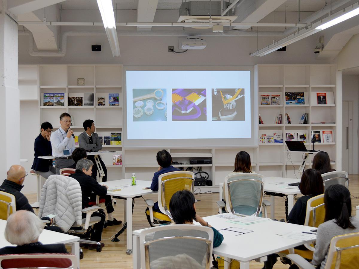 11月13日に行われた起業・創業イベントの様子