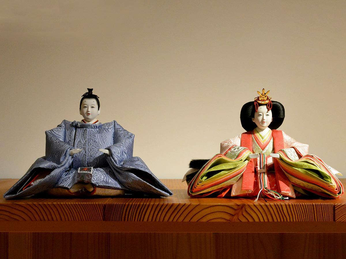 「『即位の礼』で装束への関心も高まっているので、いろいろと見てもらえれば」と村山さん