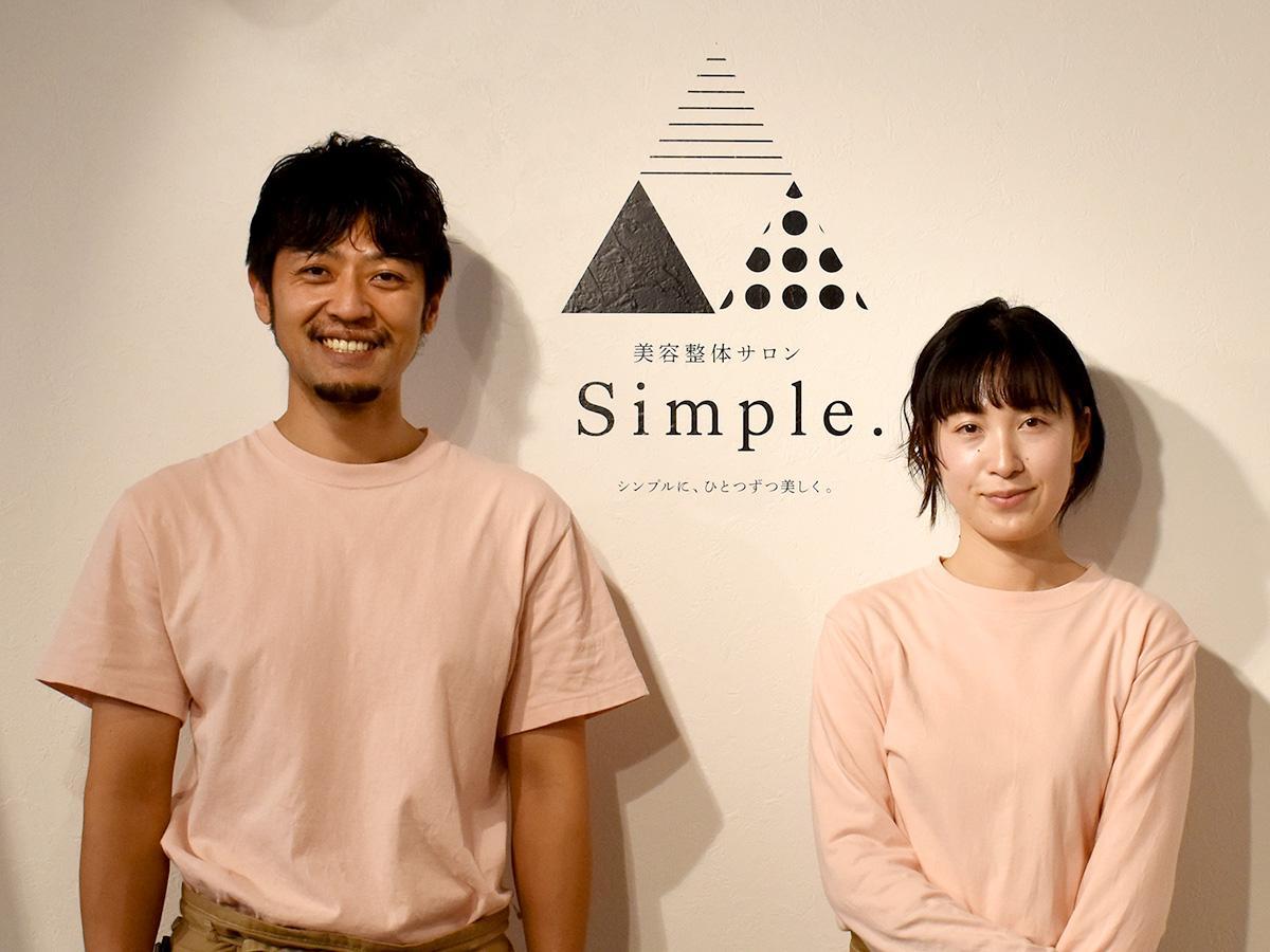 木村さん(写真左)と薄井さん