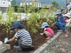 イオンモール松本で植樹祭 今秋開業に向け、地域住民との交流図る