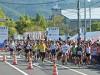「松本マラソン」号砲 初開催、1万人が市街地走り抜ける