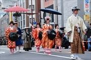 「松山春まつり」今年も開催へ 大名行列お姫様役にIMALUさん