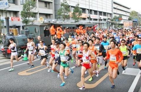 「愛媛マラソン」開催迫る 選手1万人超が市内を疾走