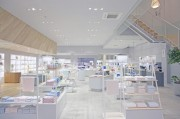 松山・道後湯之町にタオル専門店「伊織」 系列店で最大級の売り場面積