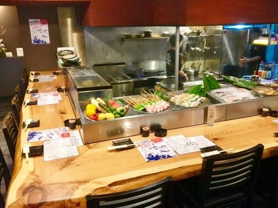 松山・一番町に「和宴処 みやま」 地元の魚介や野菜を使ったメニュー提供
